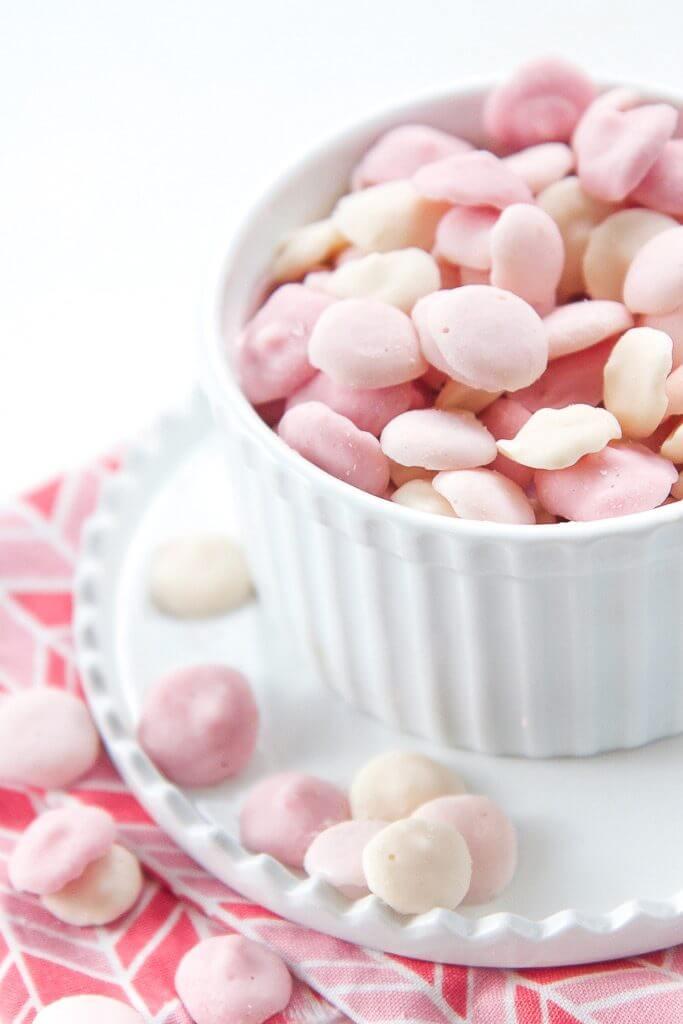 Teething Baby Food Recipe - yogurt melts