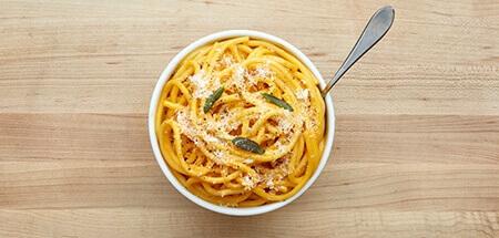 sweet potato pasta sauce