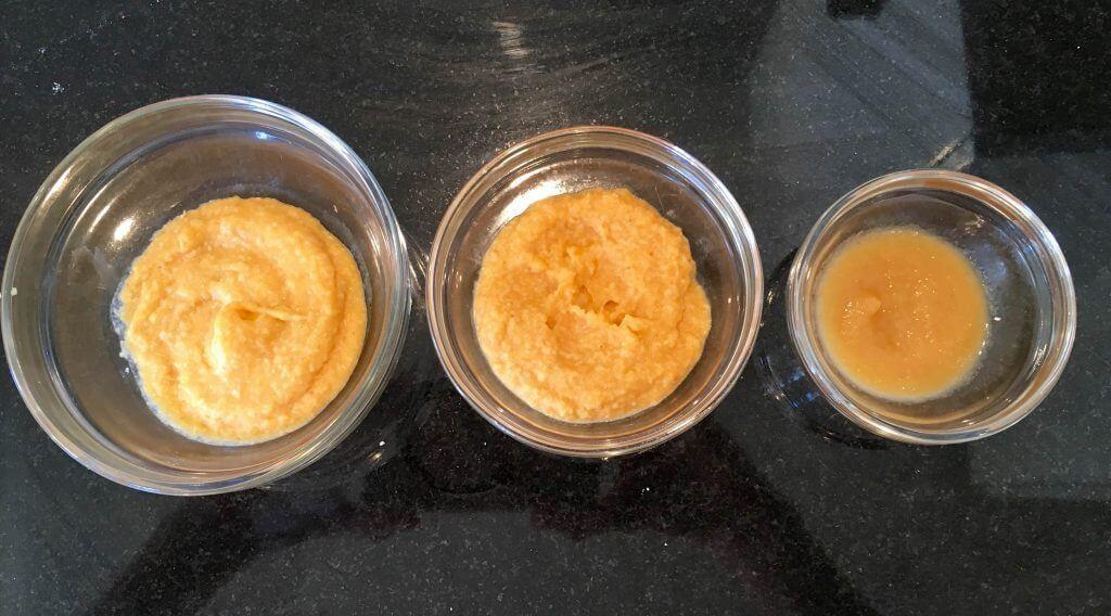 all Beech-Nut apple sweet potato pineapple & oat