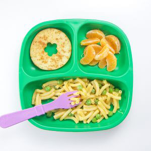 toddler lunch recipe - toddler mac and cheese