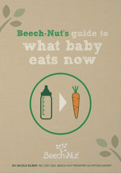 baby food eating guide