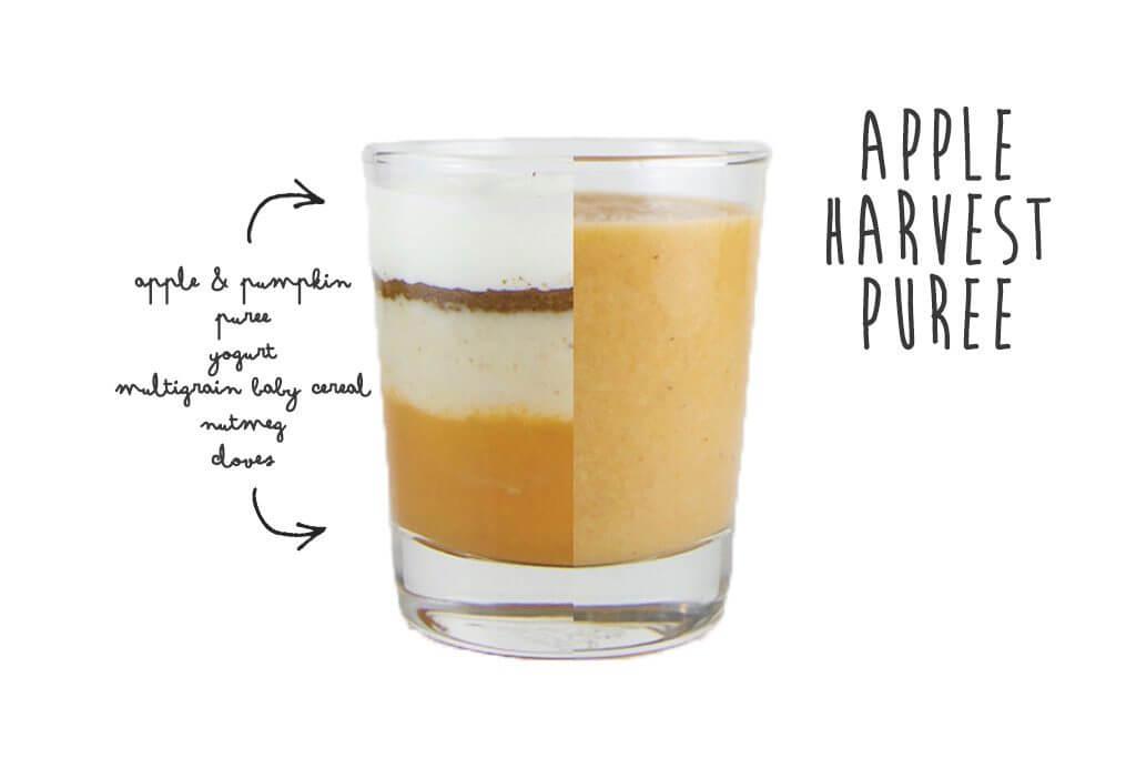 Make Beech-Nut apple harvest purée