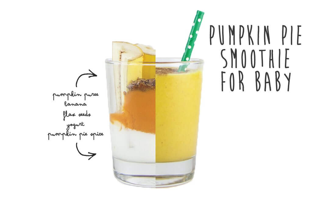 How to make Beech-Nut Pumpkin Pie Smoothies