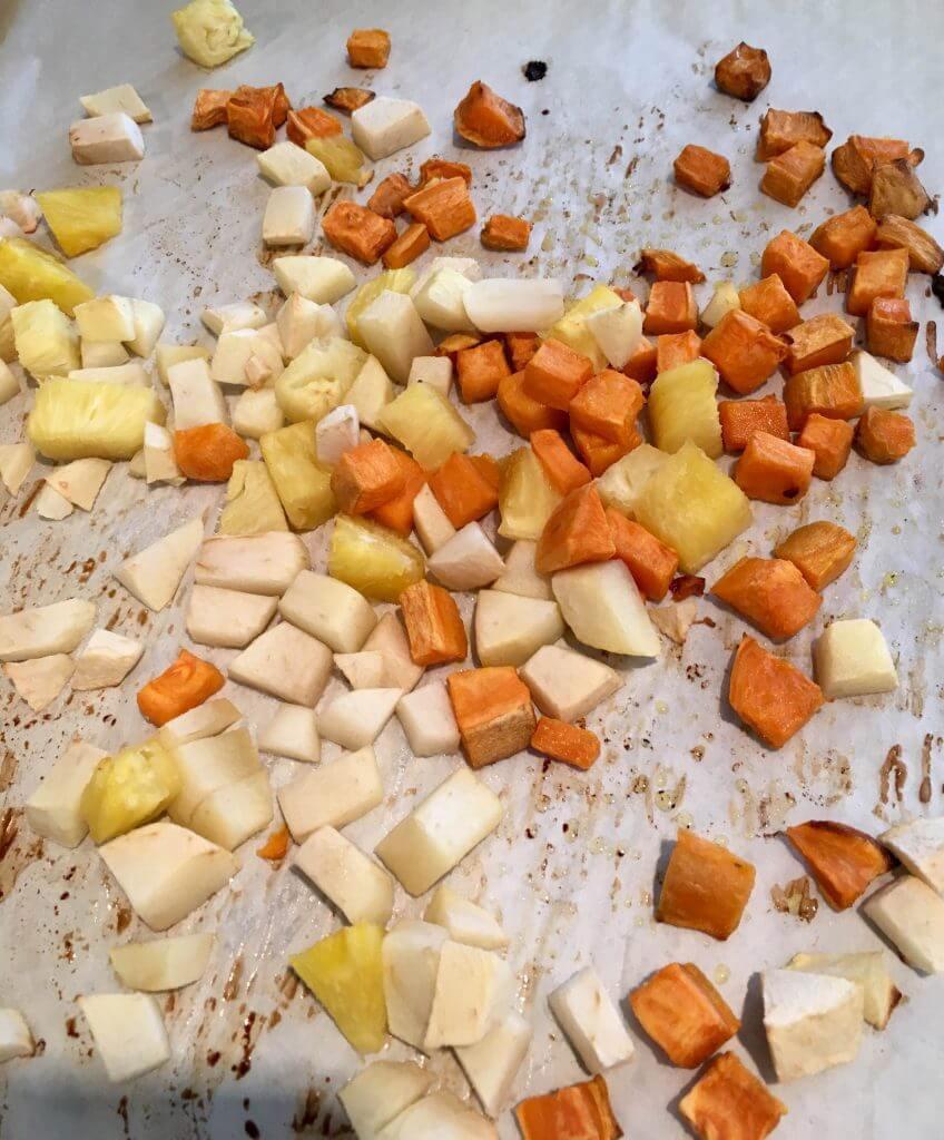 Beech-Nut apple sweet potato pineapple & oat roasted